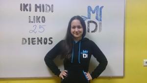 MIDI džemperis